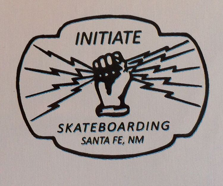 Big ups to @initiateskateboarding #thanks for the #support #skatelife #skateshop #skateboarding #nm #newmexico #sk8 #decks #wood #snapchat