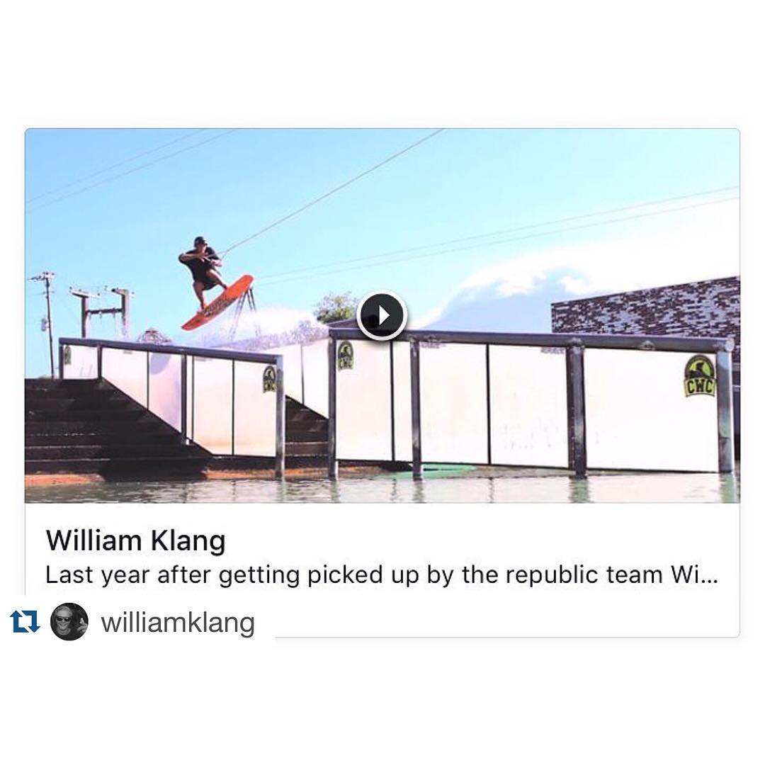Watch... This... Now!! #Repost @williamklang ・・・ New Full Part up and running at Alliancewake.com !