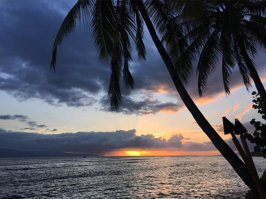 Those Hawaiian Sunsets