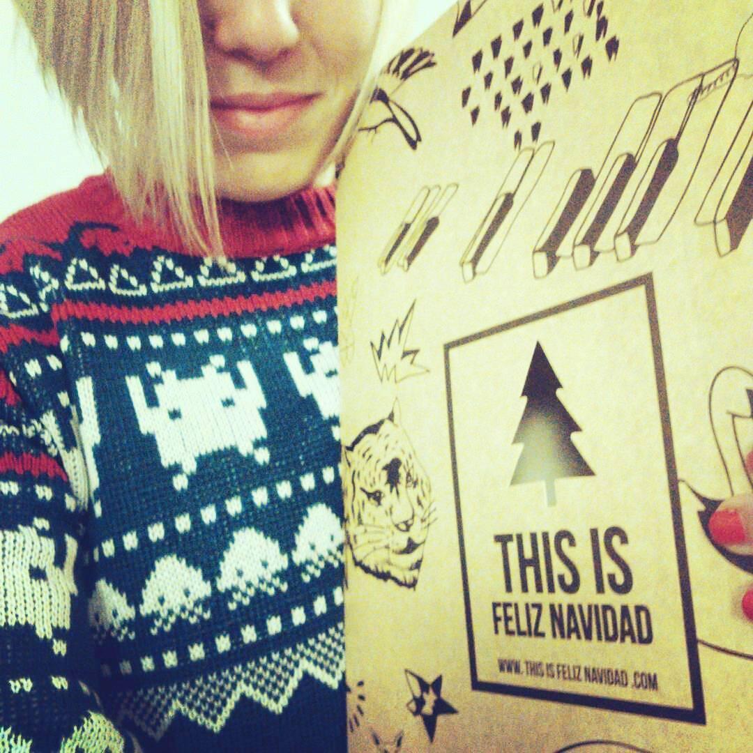 Lindo día para recibir Feliz Navidad en tu casa