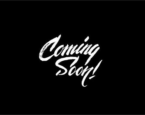New brand coming soon ••