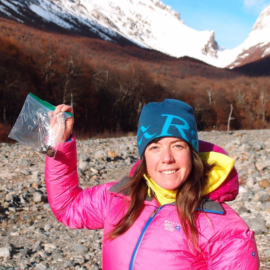 What's your most memorable backpacking trip?  #AdventureScientist Karin Mullendorf collected samples for #ASCScat on the #Horquetastrail during a 3 day #backpacking traverse through the Cerro Castillo National Reserve.  Sign up to collect samples on...