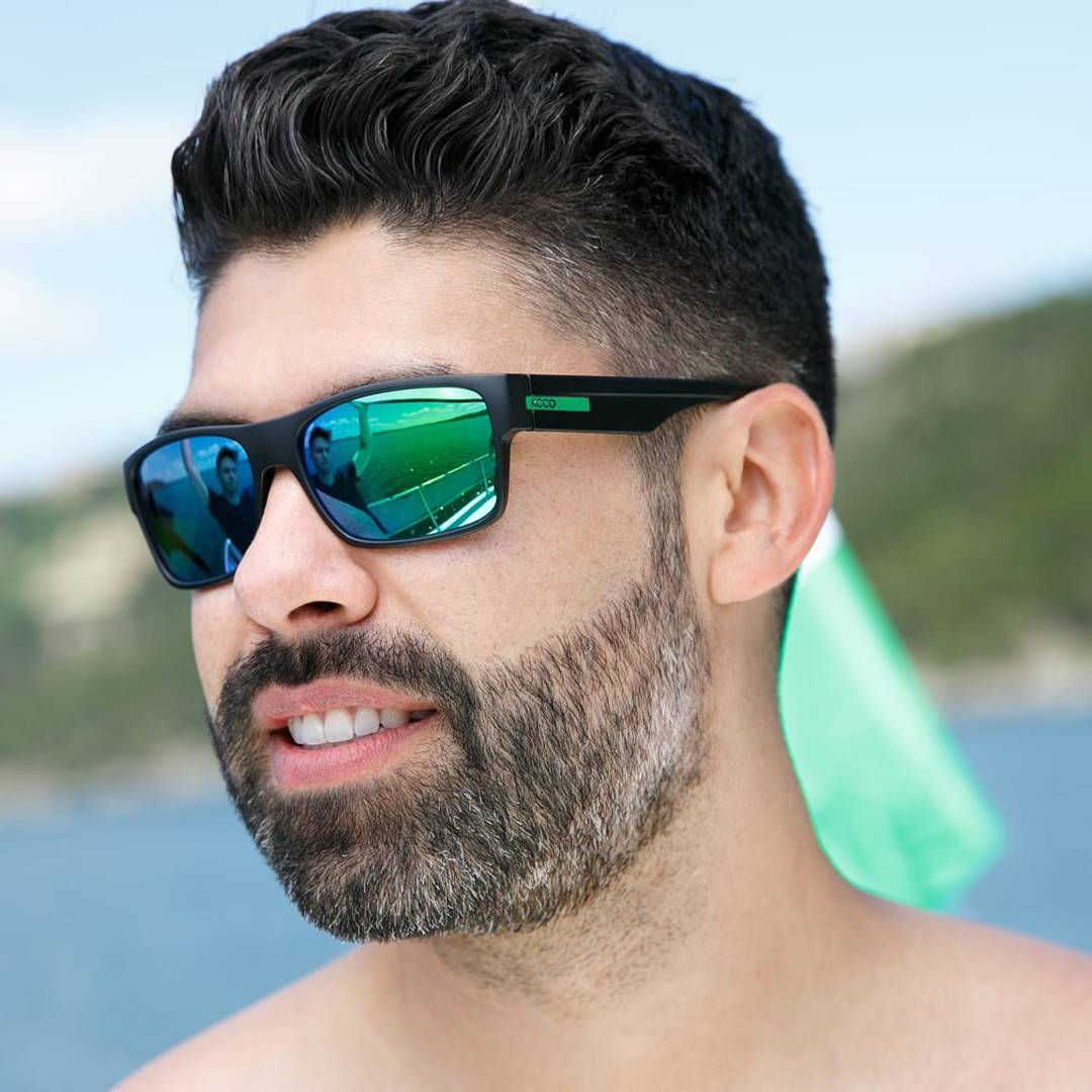 Check out this handsome devil @seblastoff rocking his @hovenvision @thechive collaboration sunglass. That beard + Hoven shades....that's how babies are made! Go to www.thechivery.com and get yours before they run out. #thechivery #theberry #thechive...