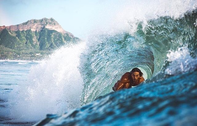Getting Summer ready with Team Rider @kainoahaas | Photo: @jmack808 #inspiredboardshorts