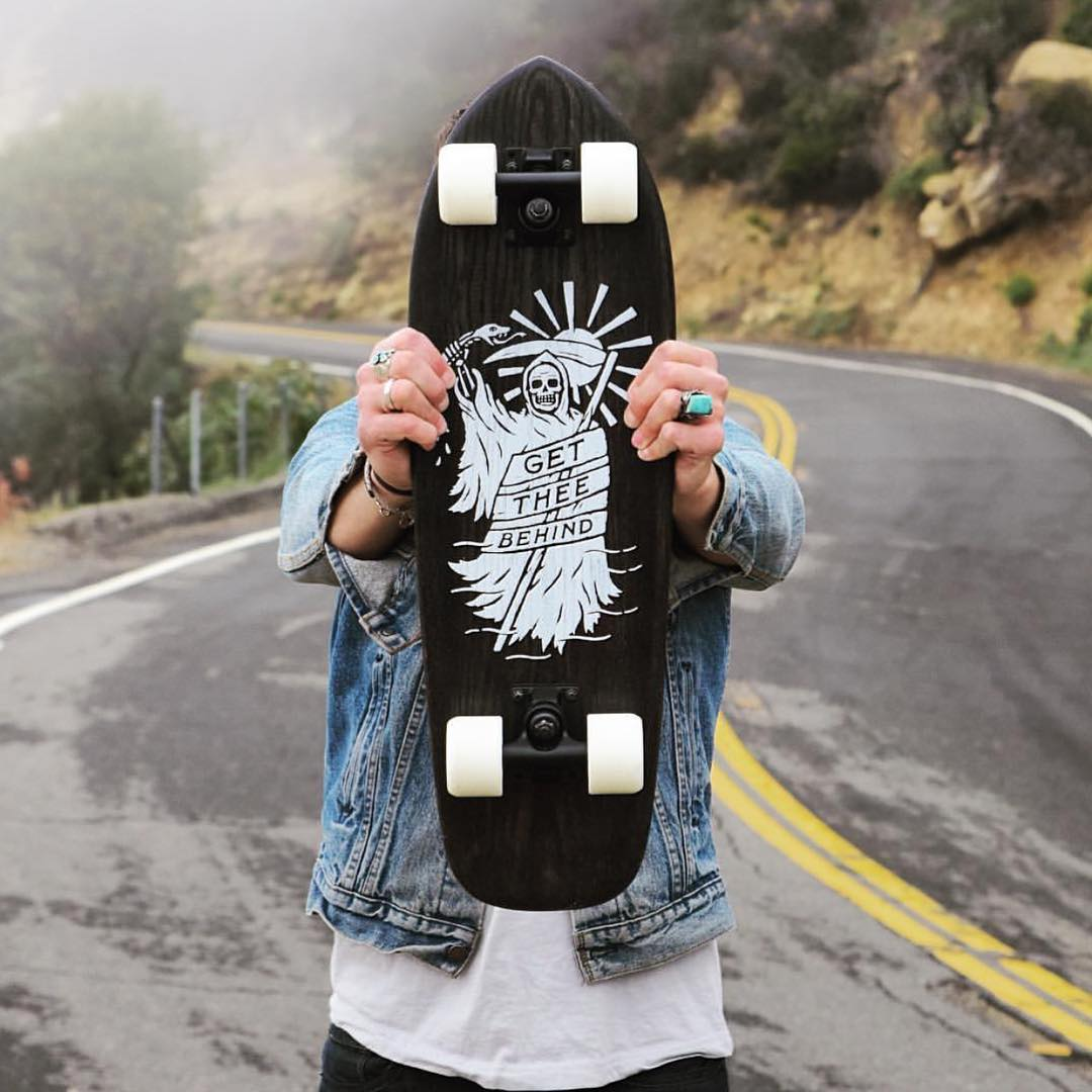 Got a couple more of the collab boards we did with @efficacyclothing  Check it out on the site.