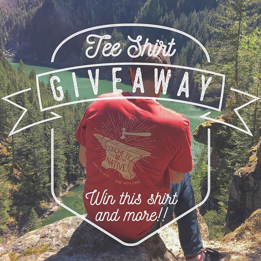 TEE SHIRT GIVEAWAY! To enter, comment and tag a friend. Every friend you tag gets you one entry! Enter as much as you want now through Sunday. We will announce the winner on Monday. The winner will receive the Disarm Organic tee as well as a couple...