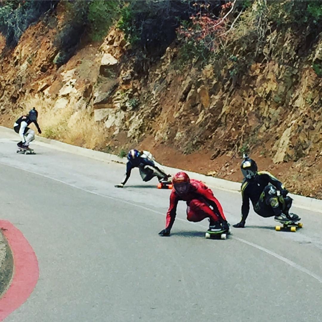 @byronessert and @micah.green moving on the next round at the #catalinaislandclassic2016 #powellperalta #thesewheels #pushculture #sector9