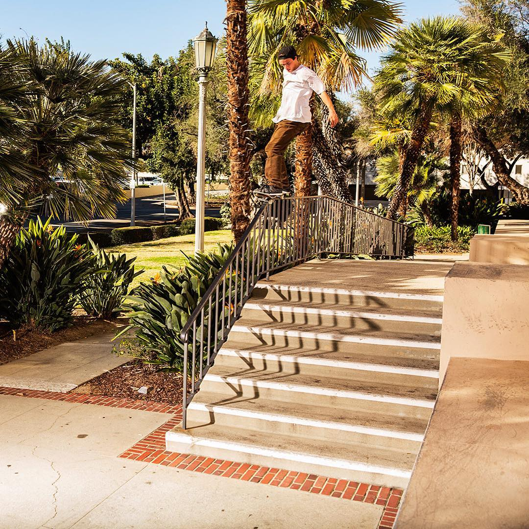 @ChrisJoslin_ cranked it up in his #RealStreet edit!  Click the link on our profile page to check it out. (