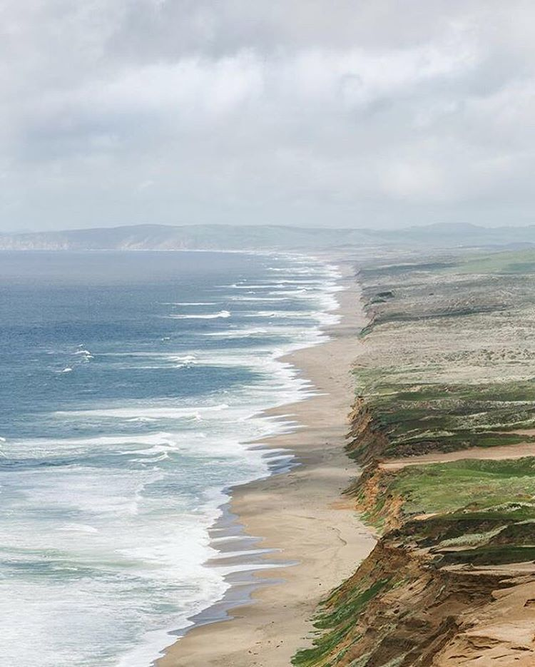 Loving this beautiful shot from Point Reyes Lighthouse that our friend @alohacrabs posted on Earth Day. No place quite like Northern Cali. And, we highly recommend checking out @alohacrabs if you haven't already.