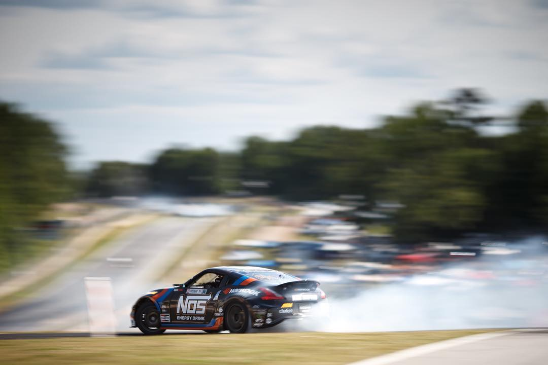 Who's watching @formulad Atlanta live? Click the link in our bio to check it out!  ______ Photo: @larry_chen_foto  Driver: @chrisforsberg64