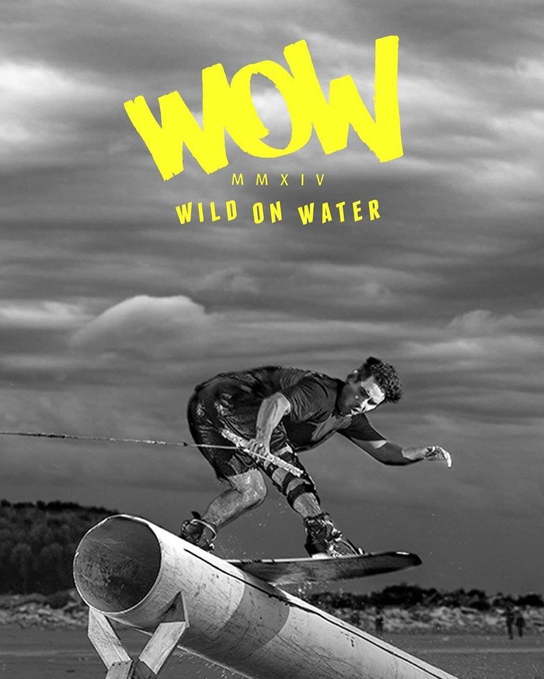 #lifeiswow @gonzalezluc haciendo de lo que le gusta.  #riderwow