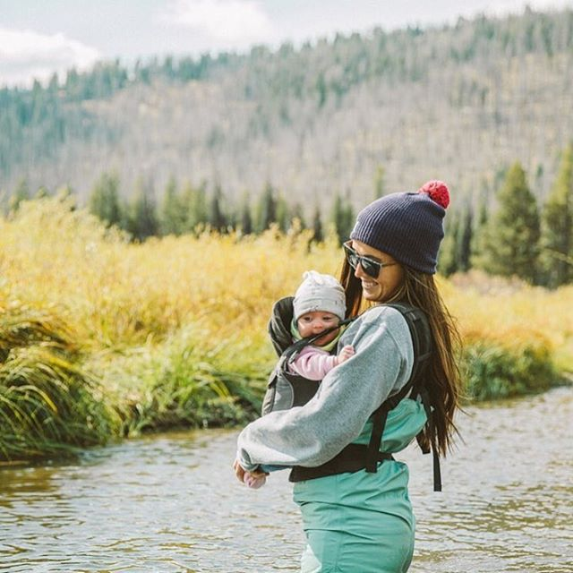 To all the mothers out there, we thank you. We're celebrating at @rei's Flagship Store in Denver so swing on by & get outside #HappyMothersDay  Photo from @meganhollenback