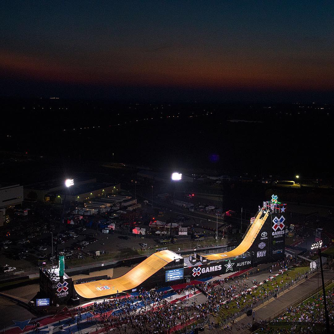 #XGames Austin is only 25 days away! (