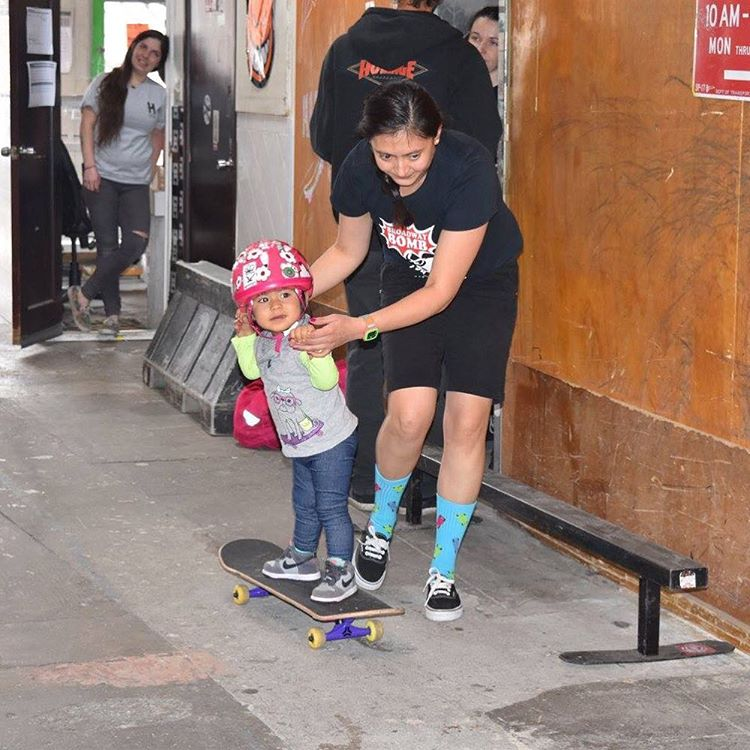 Happy Mothers Day to all the great skate moms out there