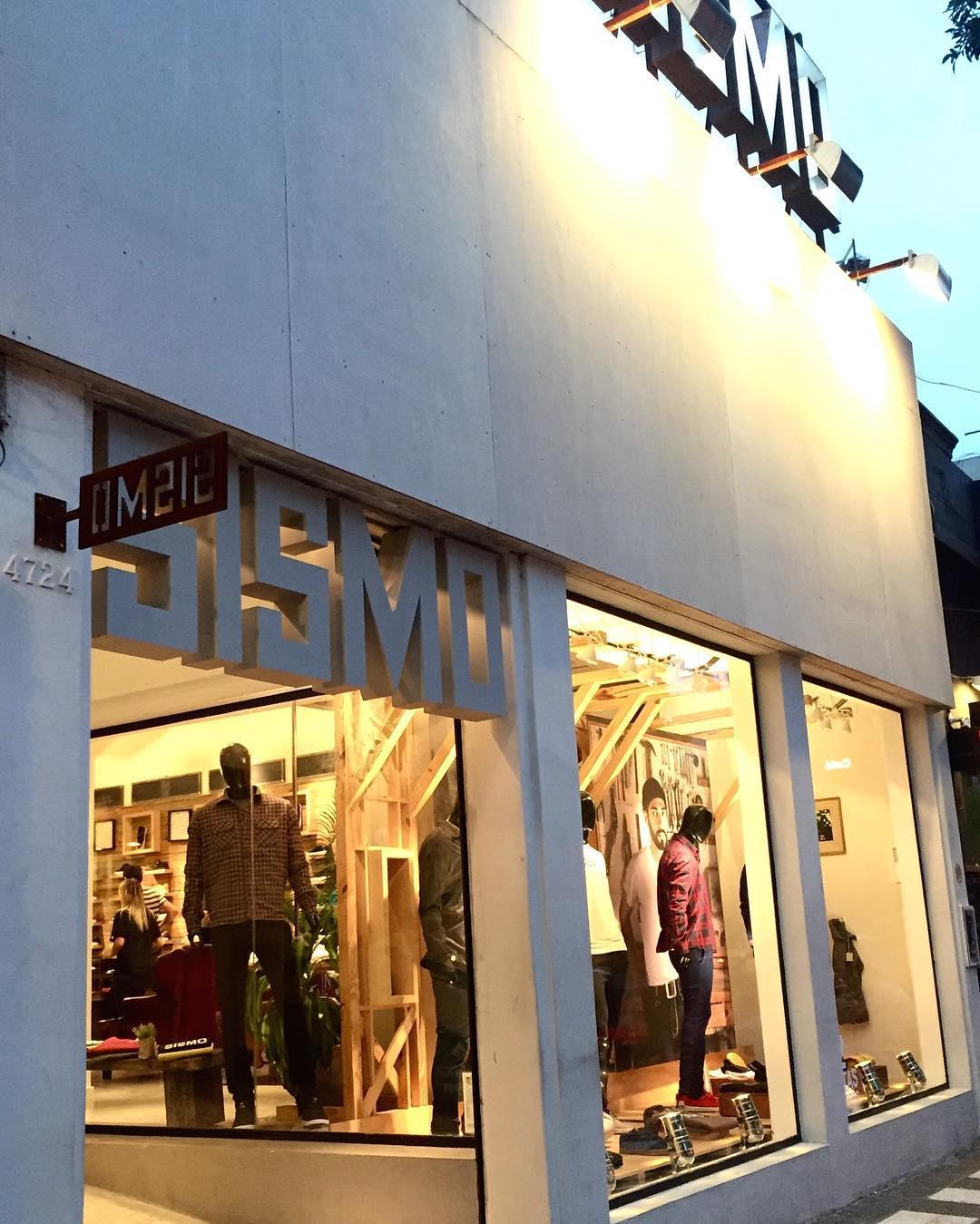 Sismo Soho store. Todavía no pasaste ?  Honduras 4724 Palermo Soho. #sismo #soho #palermosoho #sismostore