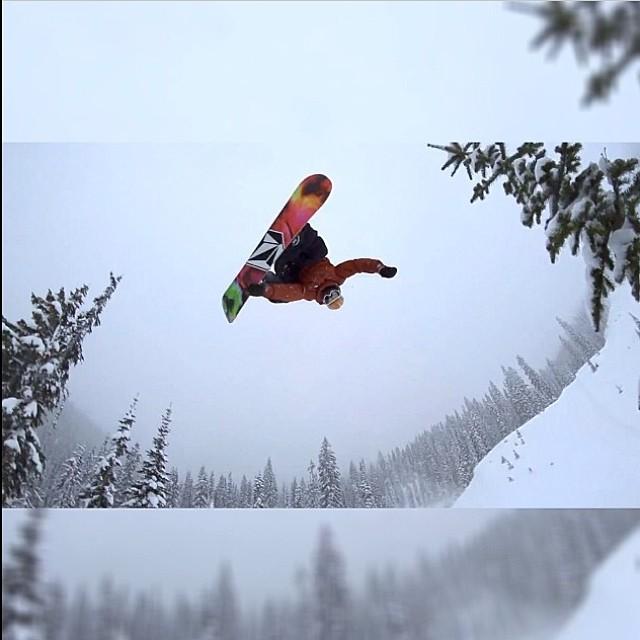 Innovación, experimentación, liberación. Somos Volcom. @Patmoore #Volcom #Snow #liberated #Patmoore