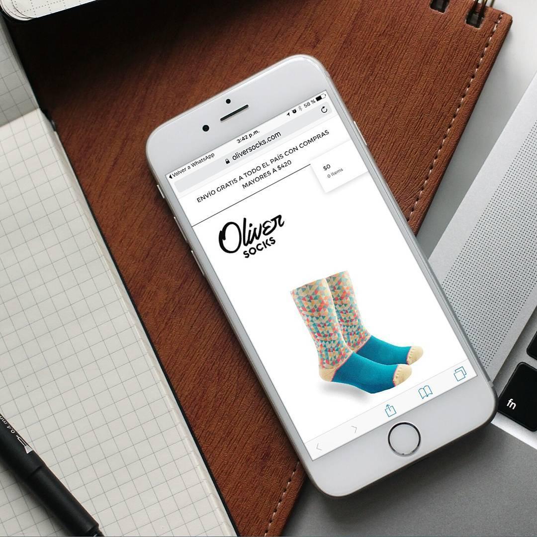 Antes de terminar tu día, date una vuelta por nuestra tienda online y elegí qué #OliverSocks querés desde tu celular o tablet y adquirila de forma segura con nuestro certificado SSL.  Ingresá ahora estés donde estés a --->...