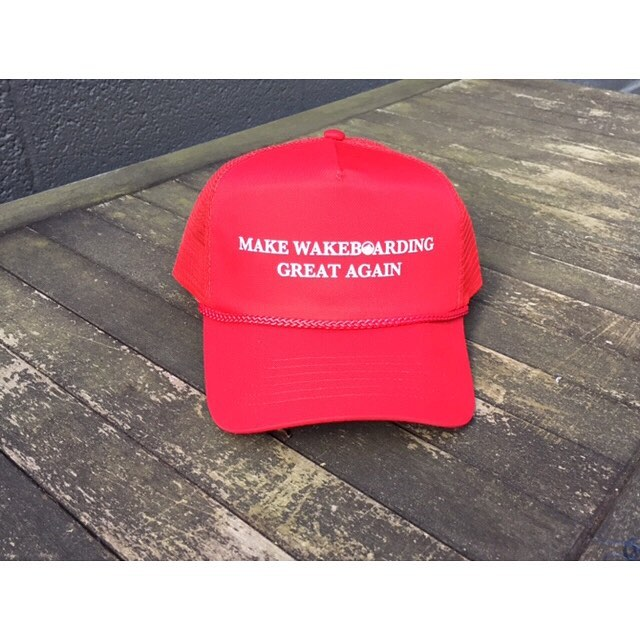 Show your support of LF this season as we work for YOU to make the great sport of Wakeboarding the best that it can possibly be... Make Wakeboarding Great Again hats available now for $9.99 at LiquidForceApparel.com - direct link in bio