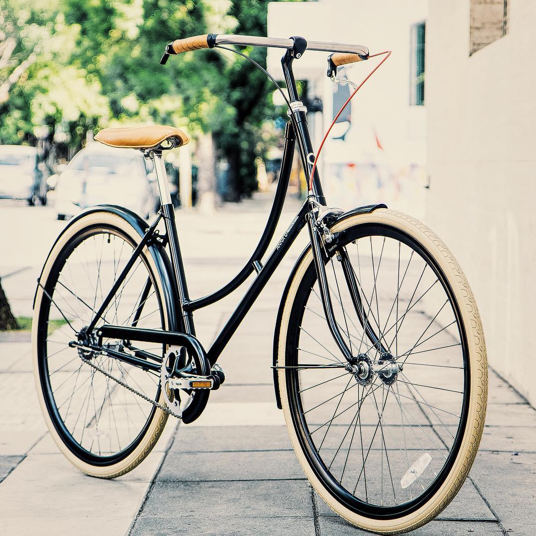 ANNA BLACK is waiting for you! YOU ARE WHAT YOU RIDE #ilovemymonochrome #monochromebikes #bike #monochromebikeshop
