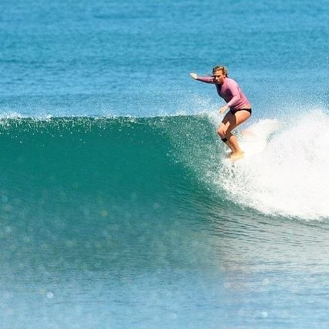 #AkelaSurf Rider @kaitlin_Maguire photo @paulita1954 #puertorico #caribbean #tropical #paradise