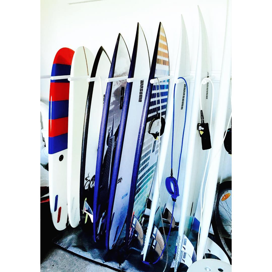 Friday's choice. Which one? #awesome #awesomesurfboards #quiverdefriday