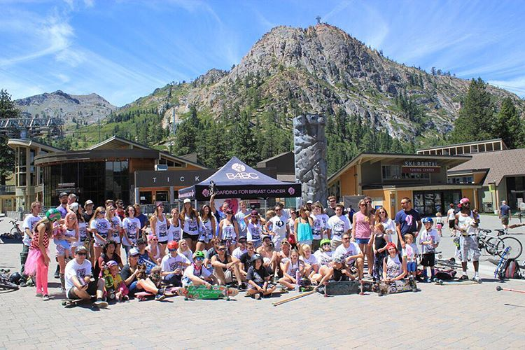 MARK YOUR CALENDARS, it's that time of year again! Join us on August 6th in Lake Tahoe for the 12th Annual Skate the Lake! Stay tuned for all the details, we can't wait to see you all there!