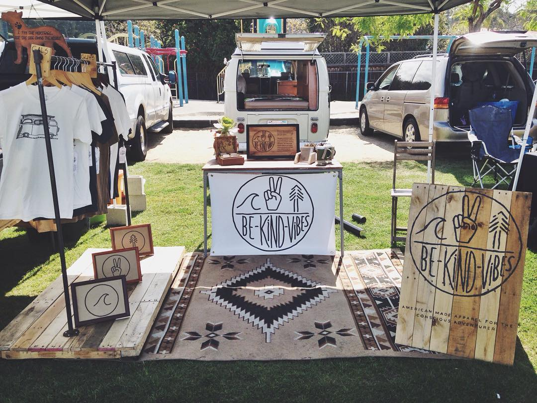 ~ Tribe Gathering ~  We're stoked to be back at the Leucadia farmers market today! Swing by and enjoy this beautiful day with us, we're here until 2pm. ------------------------------------------- #consciousadventurer #bekindtribe #bekindvibes