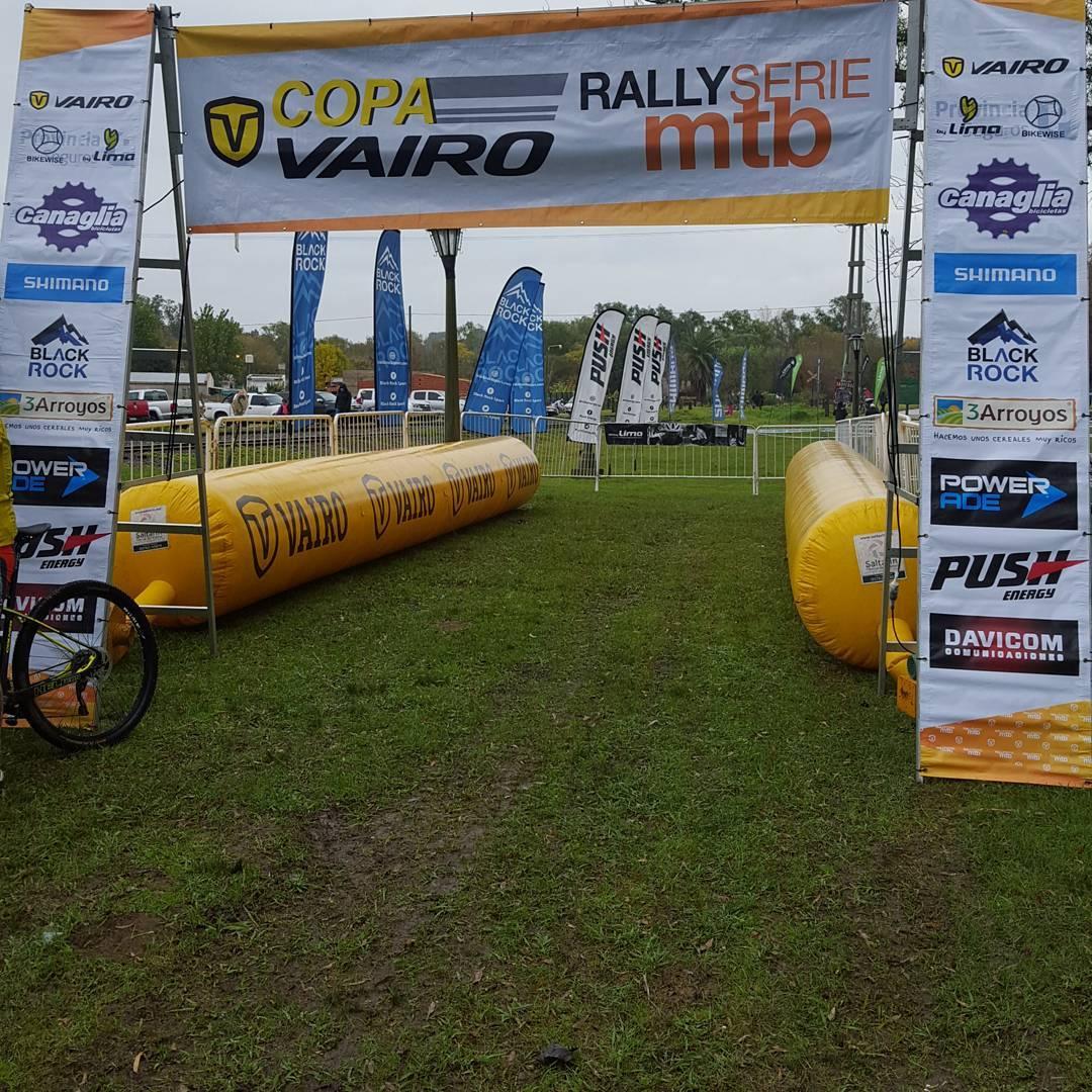 Rally Serie 2016 - Fecha 1- Capilla del Señor