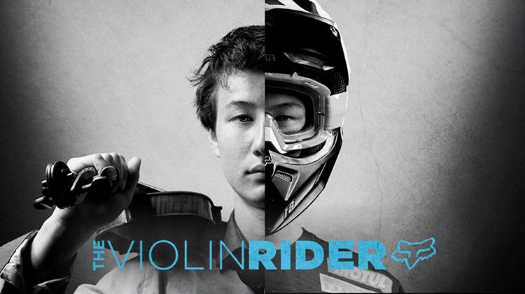 Les presentamos el último proyecto de @foxheadeurope con el rider prodigio de MX @brianhsu_81 Mientras él persigue su pasión por el motocross también toca el violín.  Mirá el video completo en: http://bit.ly/1NnUByJ  @foxheadinc #FoxHeadArgentina...