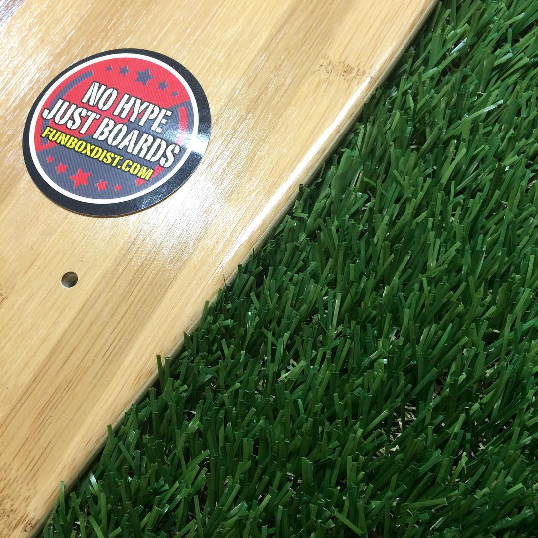 #DIY project for the weekend is the #turf #board. What do you think? #cruisers with grass on the top? #skateboarding #skate #skateshop #skatelife #summer #beach #snapchat #penny