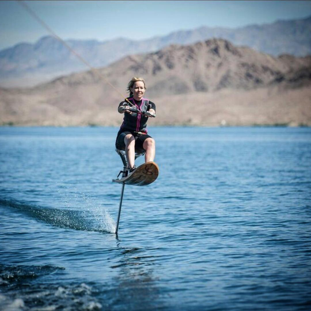 ShaaaNaNaNa NaaNaNaaaNaNaNa Naaaaa knows how to Party in #HavaZOO!!! #Photographer: @thepoby | #Ripper: @shawnakorgan | Zone: #lakehavasu | @skyskihydrofoils | #choosepositivitynow.com