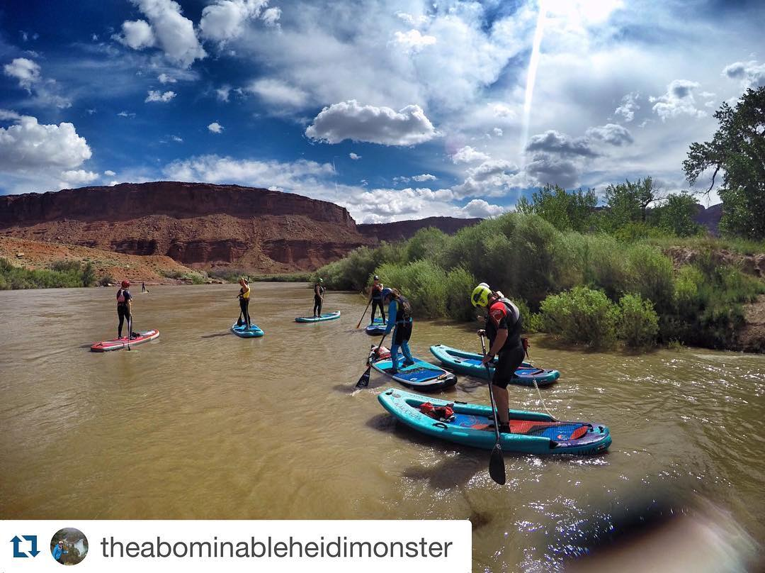 Great day today at the Hala Gear Paddle with the Pros Clinic at the Back of Beyond Race!  #halagear #adventuredesigned #paddlewithfriends #isup #inflatable #standuppaddle #paddleboarding #suplifestyle #adventurers #sup #supthemag #repostmysup...