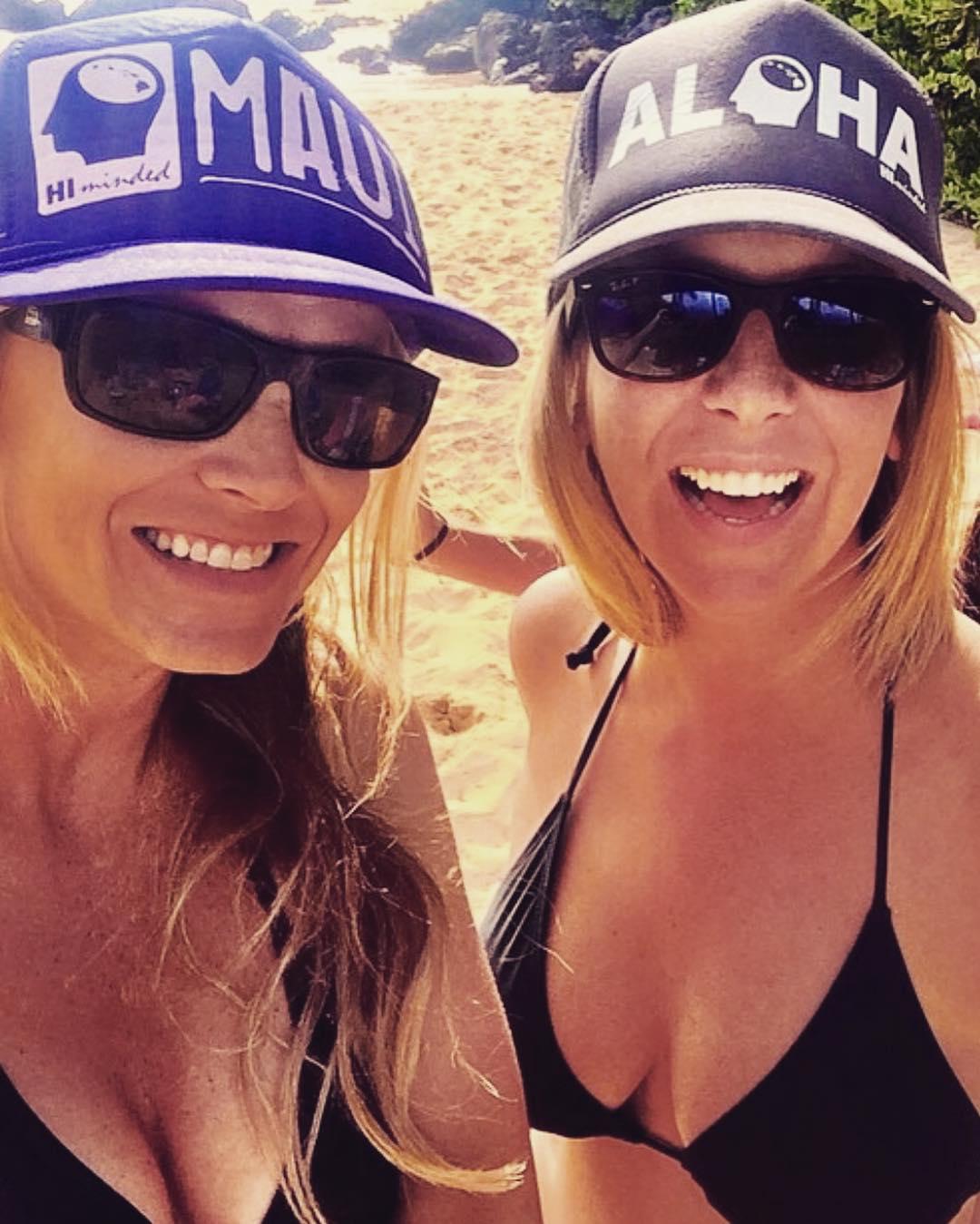 Maui Livin... #himinded #truckerhat #surfcompany #hawaii #maui #surfing #surf #beachbabes #beach #bikini #surfergirl #kauai #oahu #bigisland #aloha