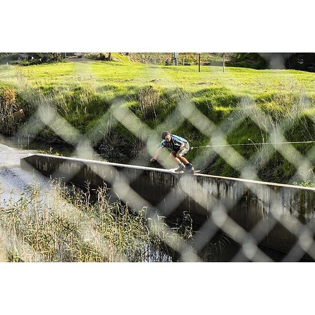 @aaronpetty with a long 50/50 on this ledge they found in Melbourne Australia. Australia has some great deals on Planks running at the moment. Check out our Oz website if you live down-under Humanoidwake.com.au