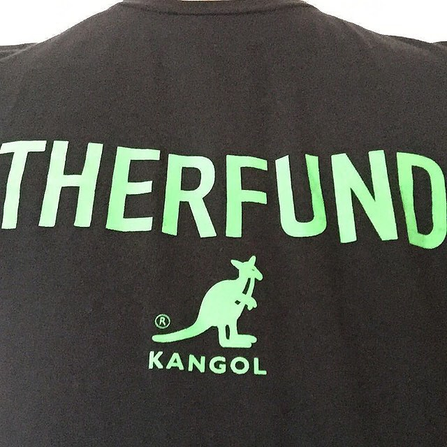 The #motherfunder t-shirts are out there. Did you get yours? via @ungernvon6907 #kangol