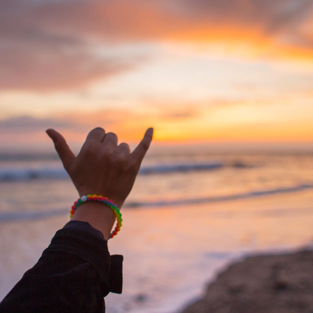 When the ocean calls, answer #livelokai