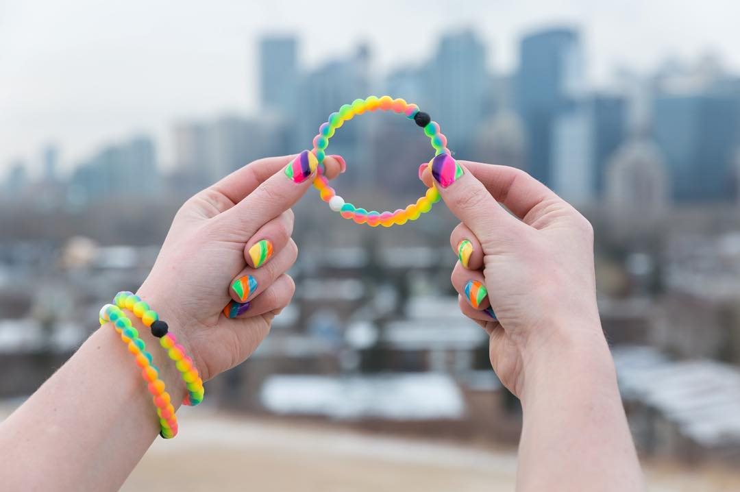 Be the source of color and light #livelokai