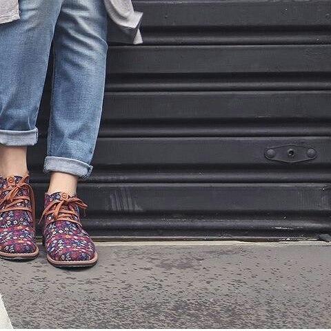 #walkerboots paseando por la city @perkyshoesar #shoes #walker #boots #casual #style  #streetstyle