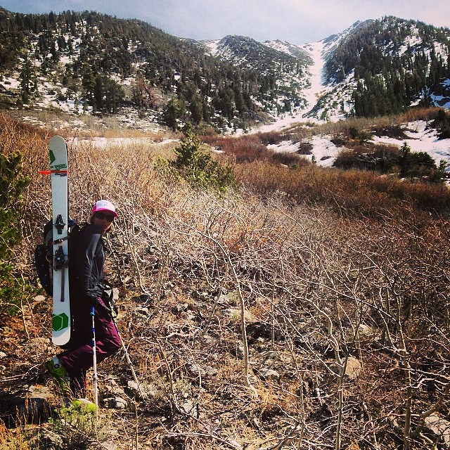 Beautiful weekend for spring #skiing on the East Side. #Dunderburg to #GreenCreek #backcountry #Sierra #Nevada