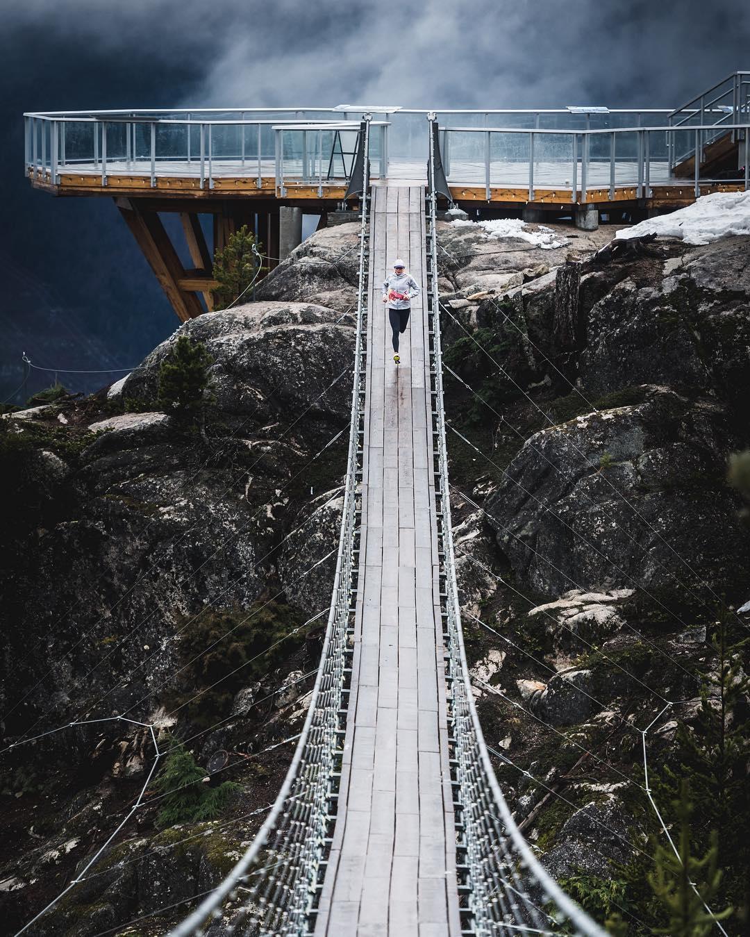 Don't burn bridges, cross them.