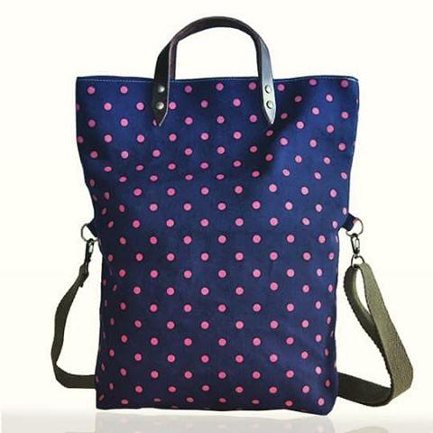 Si tenes que llevar un bolso, que sea con onda!