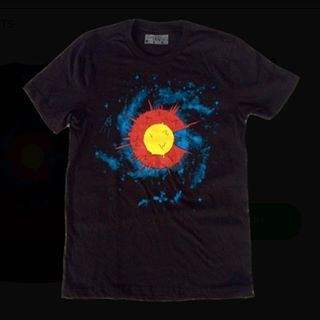 Stay Trippy with this ⚡️Colorado ⚡️tee // Available on so-gnar.com [ link to purchase in bio ] #sognar #buildlocallyspreadglobally #colorado