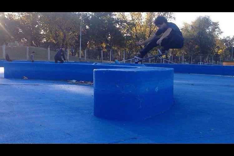 Ninja Ollie by @axlmat