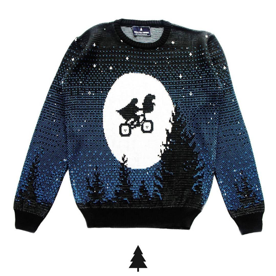 Nuevo sweater!  Telefono Casa Sweater