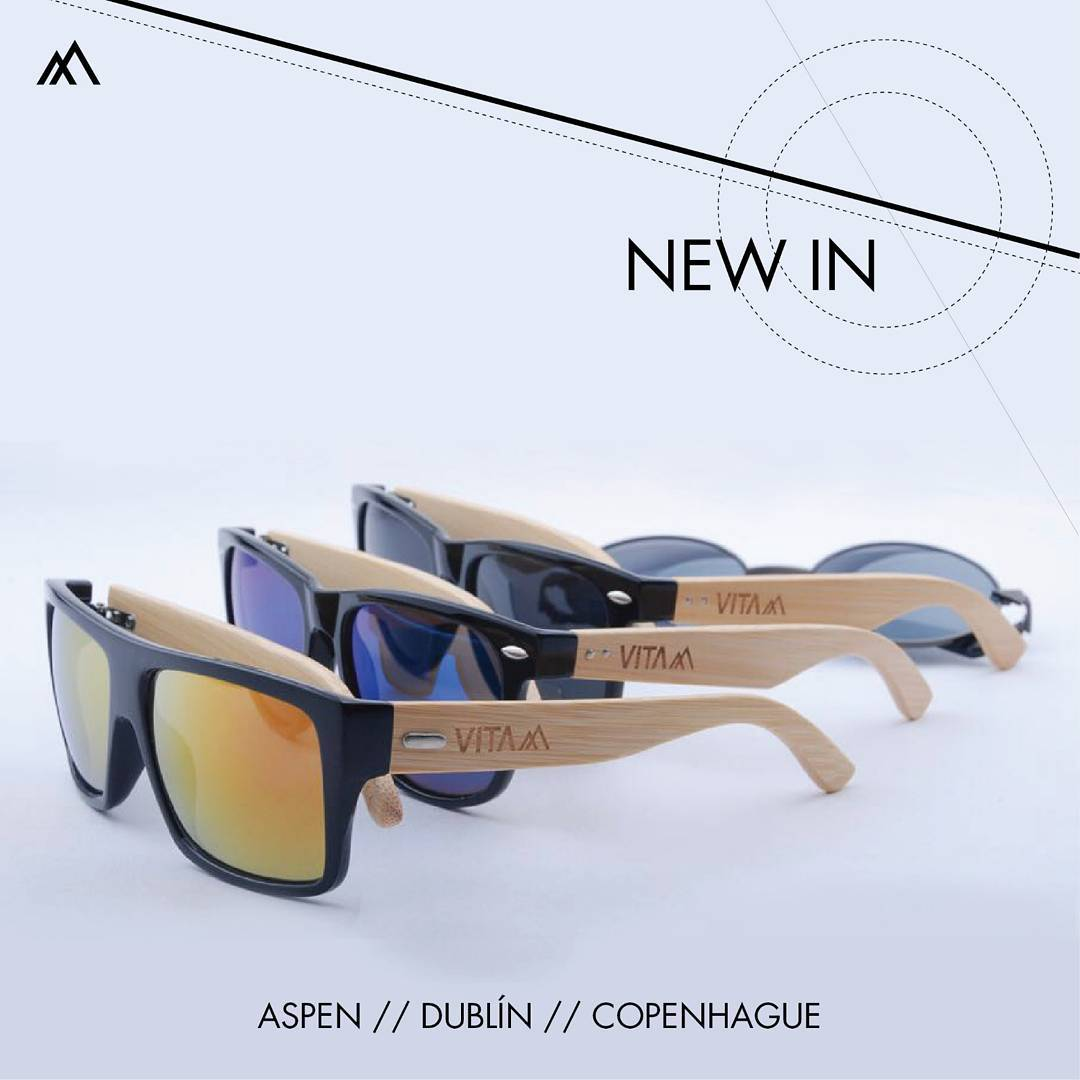Ya están disponibles los nuevos anteojos VITA via mercado libre