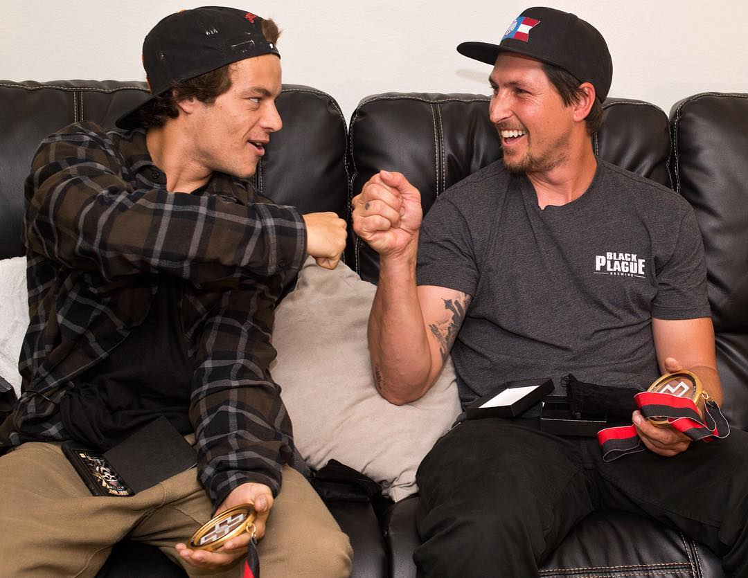 ICYMI: @ChrisJoslin_ and @J_Red_Lucas earned #RealStreet gold yesterday.  Fan Favorite voting will close tonight at 11:59 pm PT on XGames.com! (