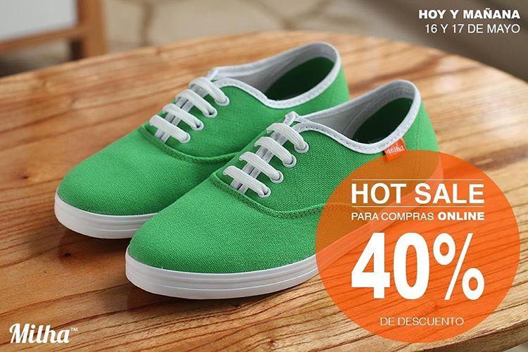 HOT SALE + ENVIO GRATIS.  Compra online: www.milha.com.ar #milha #hotsale