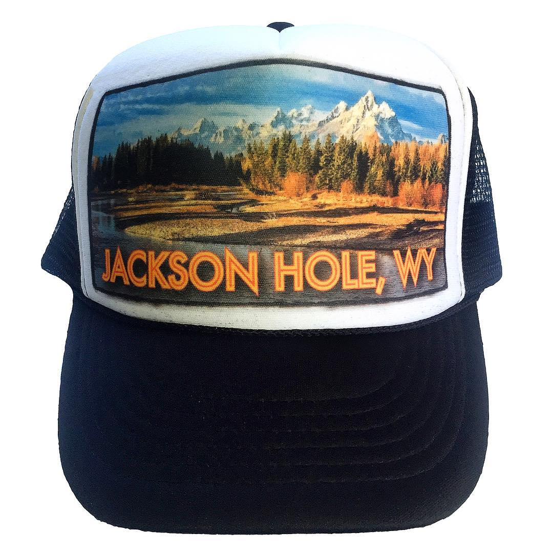 We just dropped 12 new hat designs for spring featuring some amazing images of the Grand Tetons here in Jackson Hole.  Hit the link in our profile to check 'em out! #avalon7 #liveactivated #adventuremore or click here http://bit.ly/1V69hEz
