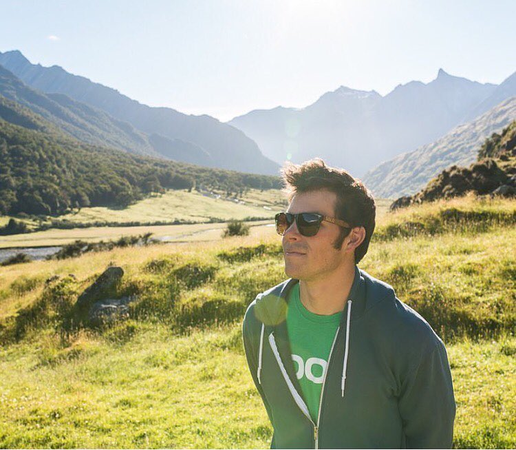 @aves_sin_rumbo captured this great shot of our Dominican frames at Mt. Aspiring #soloeyewear #liveandgive
