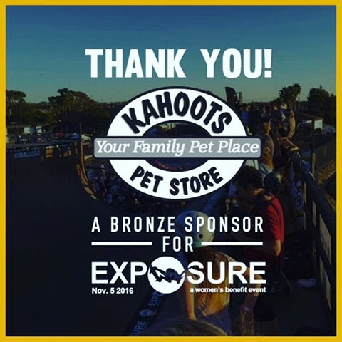 We welcome Kahoots Pet Store to Exposure 2016 ! Founded on the finest standards of quality with a wholesome country feel!